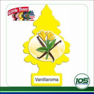 Little Trees Vanilla Roma – Aromatizante
