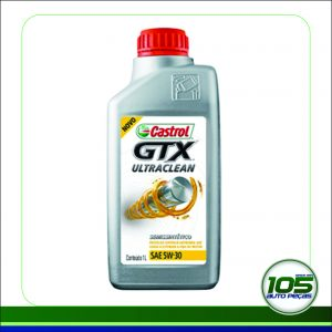 CASTROL GTX 5W30 ULTRACLEAN SEMI-SINTÉTICO