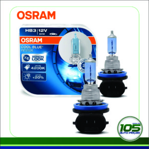 Lâmpada HB3 COOBLUE INTENSE LIMITED OSRAM