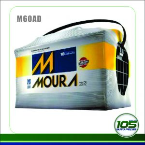 BATERIA MOURA M60AD
