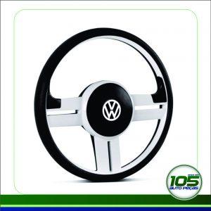 Volante Esportivo Rally Volkswagen S/Cubo